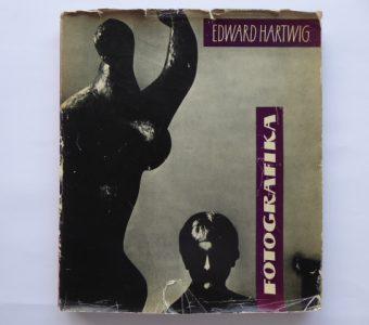 HARTWIG EDWARD - Fotografika [egzemplarz z autografem]