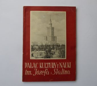 JAN JACOBY, ZYGMUNT WDOWIŃSKI - Pałac Kultury i Nauki im. Józefa Stalina