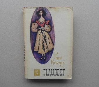 FLAUBERT GUSTAW - Pani Bovary