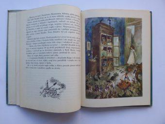 HOFFMANN E.T.A. - Dziadek do orzechów [ilustr. Szancer]