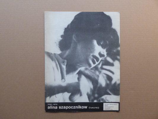 Alina Szapocznikow. Rysunki [katalog]