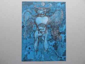 LEBENSTEIN JAN - Apogeum [litografia]
