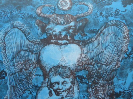 LEBENSTEIN JAN Apogeum [litografia]