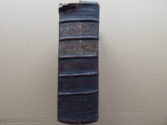 Biblia Sacra Latino-Polonica Vulgatae editionis..[1740]