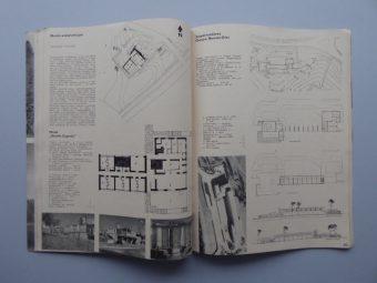 Architektura 7/1967 [projekt okładki W. Zamecznik]
