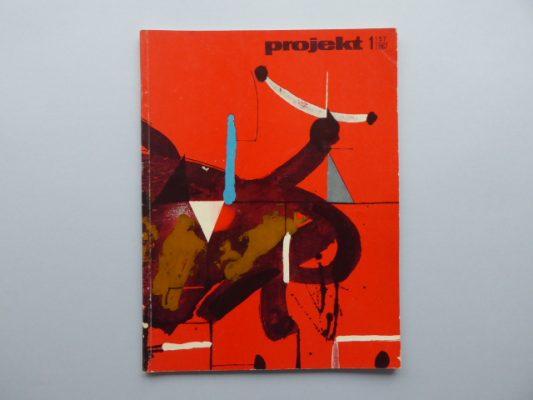 Projekt. Sztuka wizualna i projektowanie [1/1967, czasopismo]