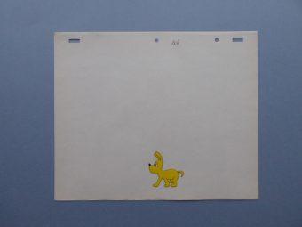 BARANIECKI KAROL - Zaczarowany ołówek – piesek Piotrusia [folia animacyjna]