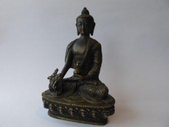 Budda Uzdrawiający [brąz]