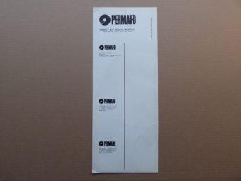 PERMAFO – Klub Związków Twórczych [katalog]