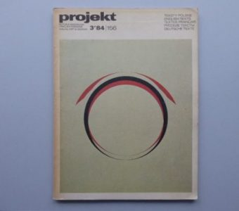 Projekt. Sztuka wizualna i projektowanie [3/1984, czasopismo]