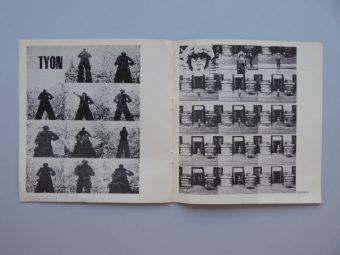 LACHOWICZ ANDRZEJ - Wystawa prac [katalog z autorskimi notatkami]