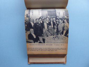 praca zbiorowa - Pamiątka po Marszałku Józefie Piłsudskim [zbiór fotografii]