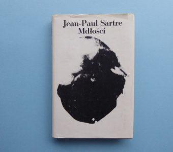 SARTRE JEAN-PAUL - Mdłości