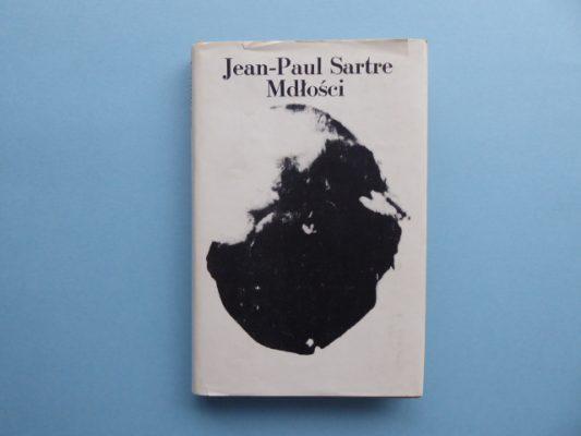 SARTRE JEAN-PAUL Mdłości