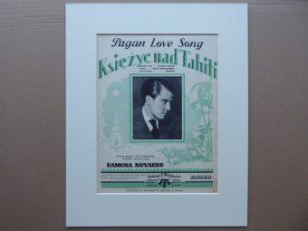 A. FREED, N.H. BROWN - Księżyc nad Tahiti [Pagan Love Song]