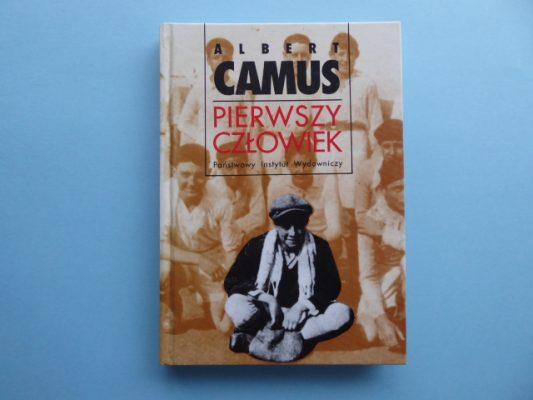 CAMUS ALBERT Pierwszy człowiek