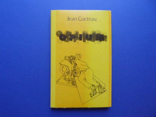 COCTEAU JEAN Opium. Dziennik kuracji odwykowej