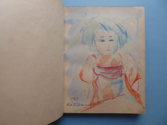 ARSENE ALEXANDRE - W. de Terlikowski. Peintre [egz. z akwarelą]