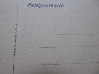 Typy żydowskie [pocztówka]