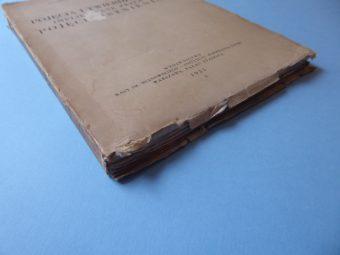 WITKIEWICZ STANISŁAW IGNACY - Pojęcia i twierdzenia implikowane przez pojęcie istnienia, 1917-1932