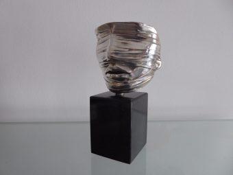 MITORAJ Igor - Twarz zawoalowana [rzeźba]