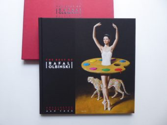 OLBIŃSKI RAFAŁ - The best of Rafał Olbiński [album – edycja kolekcjonerska]