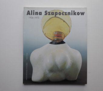 Alina Szapocznikow 1926-1973 [album, english text]
