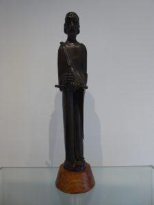 LAMBERT-RUCKI JEAN - Święty Paweł [brąz]