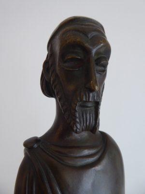 LAMBERT-RUCKI JEAN Święty Paweł [brąz]