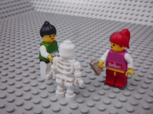LIBERA ZBIGNIEW Fotografia – z cyklu Des KZL Lego