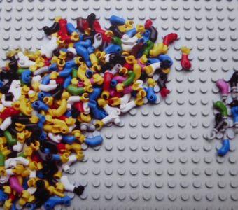 LIBERA ZBIGNIEW - Fotografia - z cyklu Des KZL Lego