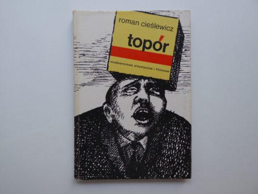 CIEŚLEWICZ ROMAN Topor