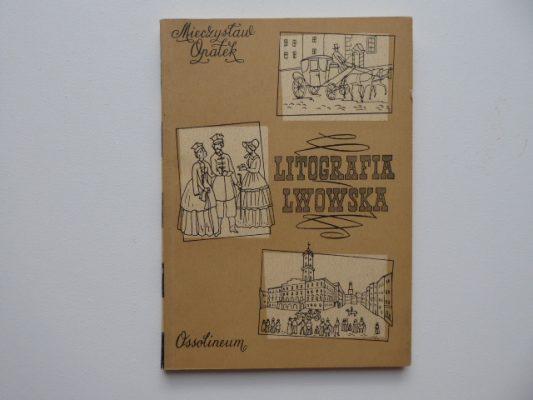 OPAŁEK MIECZYSŁAW Litografia lwowska 1822-1860