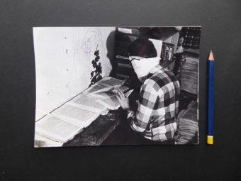 Podziemna drukarnia –  NOWA – 3 zdjęcia