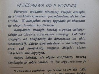 GIERTYCH JĘDRZEJ - Tragizm losów Polski