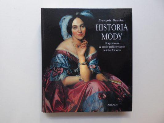 BOUCHER FRANCOIS Historia mody