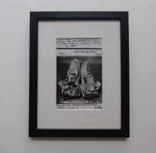 DUDEK-DURER ANDRZEJ - Sztuka butów [mail art]