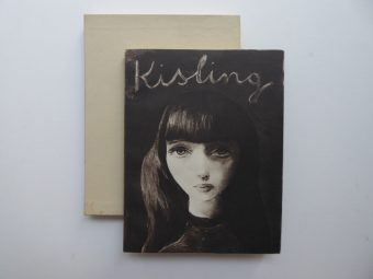 CHARENSOL GEORGES - Moise Kisling [album z akwafortą]