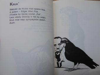 BARAŃCZAK STANISŁAW - Zwierzęca zajadłość [autograf !]