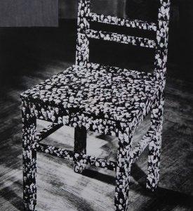 ROBAKOWSKI JÓZEF - Krzesło [vintage print]