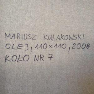 KUŁAKOWSKI MARIUSZ - Koło NR 7