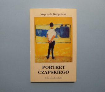 KARPIŃSKI WOJCIECH - Portret Czapskiego