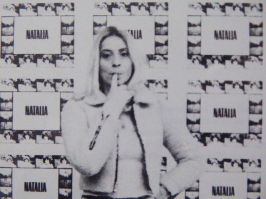 LACHOWICZ ANDRZEJ Natalia LL [vintage print]