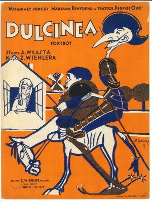 WŁAST ANDRZEJ Dulcinea [foxtrot]