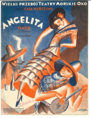 WŁAST ANDRZEJ Angelita [tango]