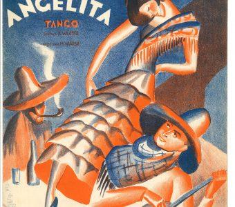 WŁAST ANDRZEJ - Angelita [tango]
