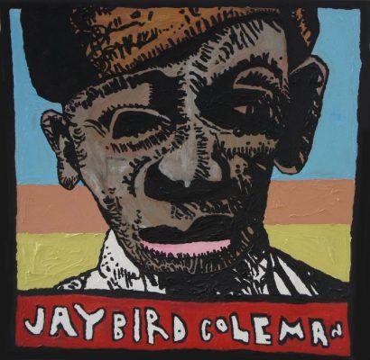 URBAŃSKI JAN Jaybird Coleman [akryl]