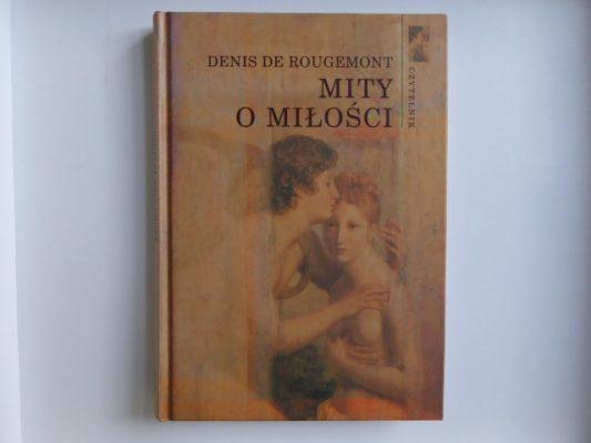 ROUGEMONT DENIS de Mity o miłości