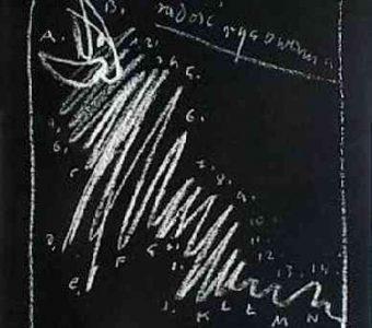 STAROWIEYSKI FRANCISZEK - Radość rysowania [projekt plakatu]