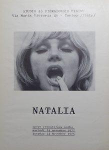 Natalia LL – new works [plakat]